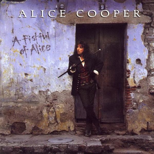 Copertina Disco Vinile 33 giri A Fistful of Alice [2 LP] di Alice Cooper