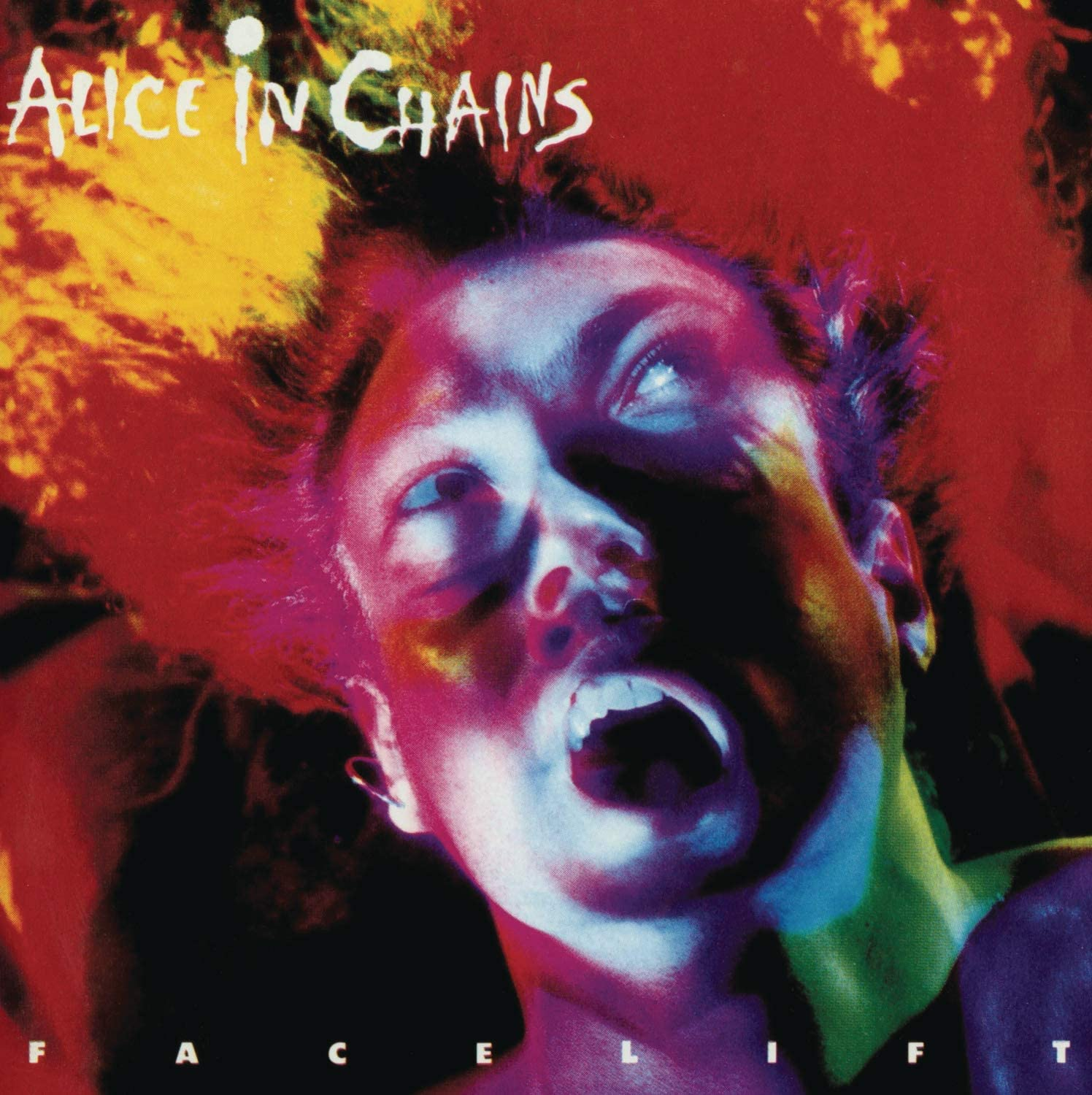 Copertina Vinile 33 giri Facelift [2 LP] di Alice in Chains