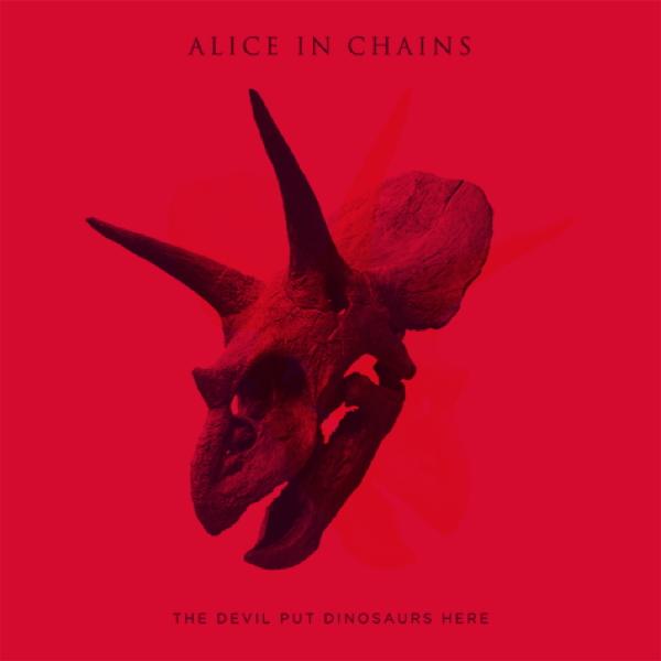 Copertina Disco Vinile 33 giri The Devil Put Dinosaurs Here [2 LP] di Alice in Chains