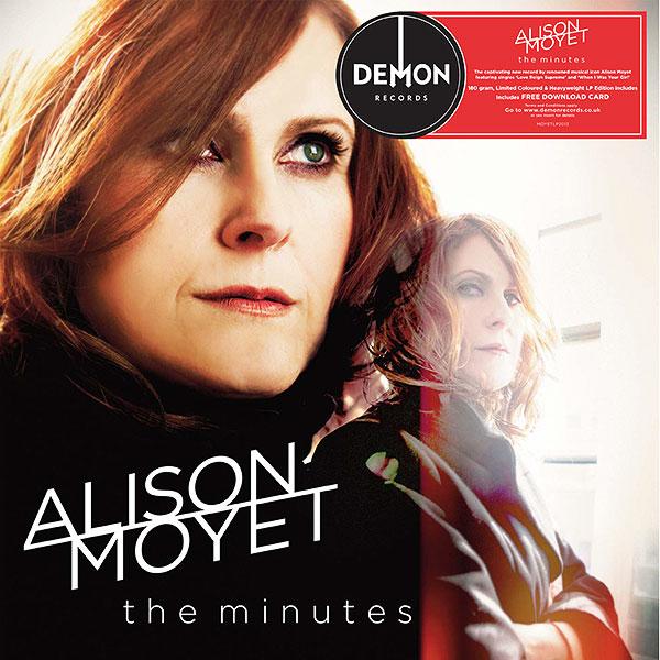 Copertina Disco Vinile 33 giri The Minutes di Alison Moyet