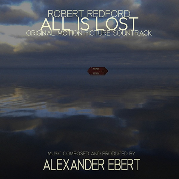 Copertina Disco Vinile 33 giri All Is Lost [Soundtrack LP] di Alexander Ebert