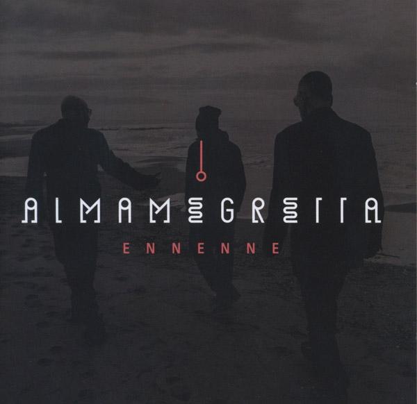 Copertina Disco Vinile 33 giri Ennenne [LP + 45 Giri] di Almamegretta