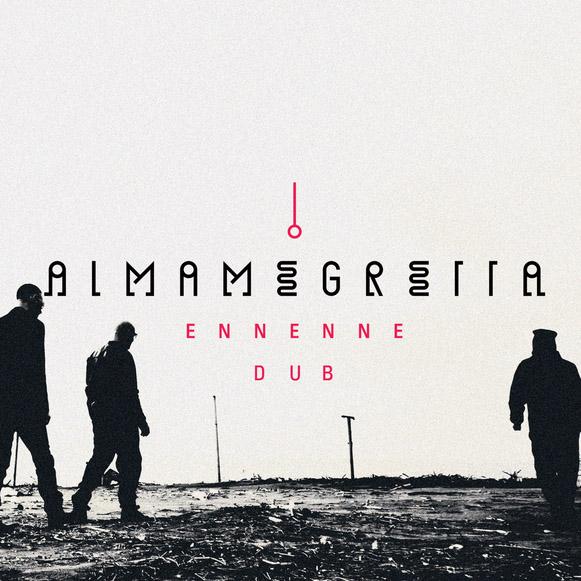 Copertina Vinile 33 giri Ennenne Dub [2 LP] di Almamegretta