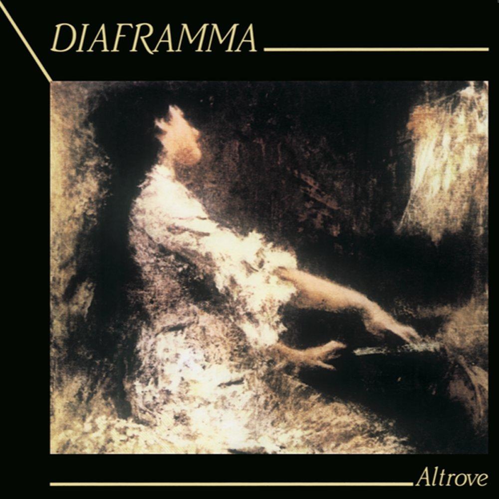 Copertina Disco Vinile 33 giri Altrove di Diaframma