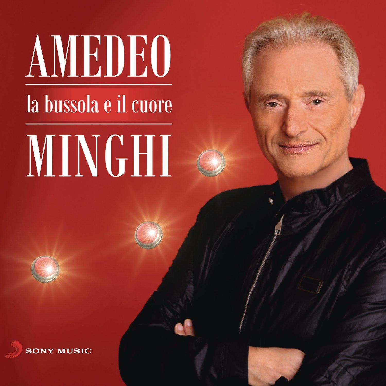 Copertina Disco Vinile 33 giri La Bussola e il Cuore [3 LP] di Amedeo Minghi