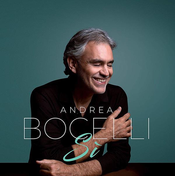 Copertina Vinile 33 giri Sì [2 LP] di Andrea Bocelli