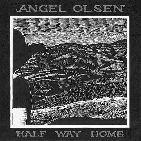 Copertina Disco Vinile 33 giri Half Way Home di Angel Olsen