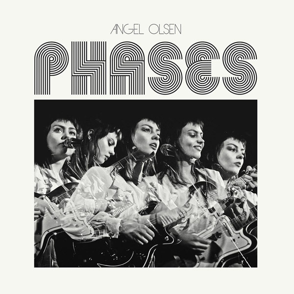Copertina Vinile 33 giri Phases di Angel Olsen