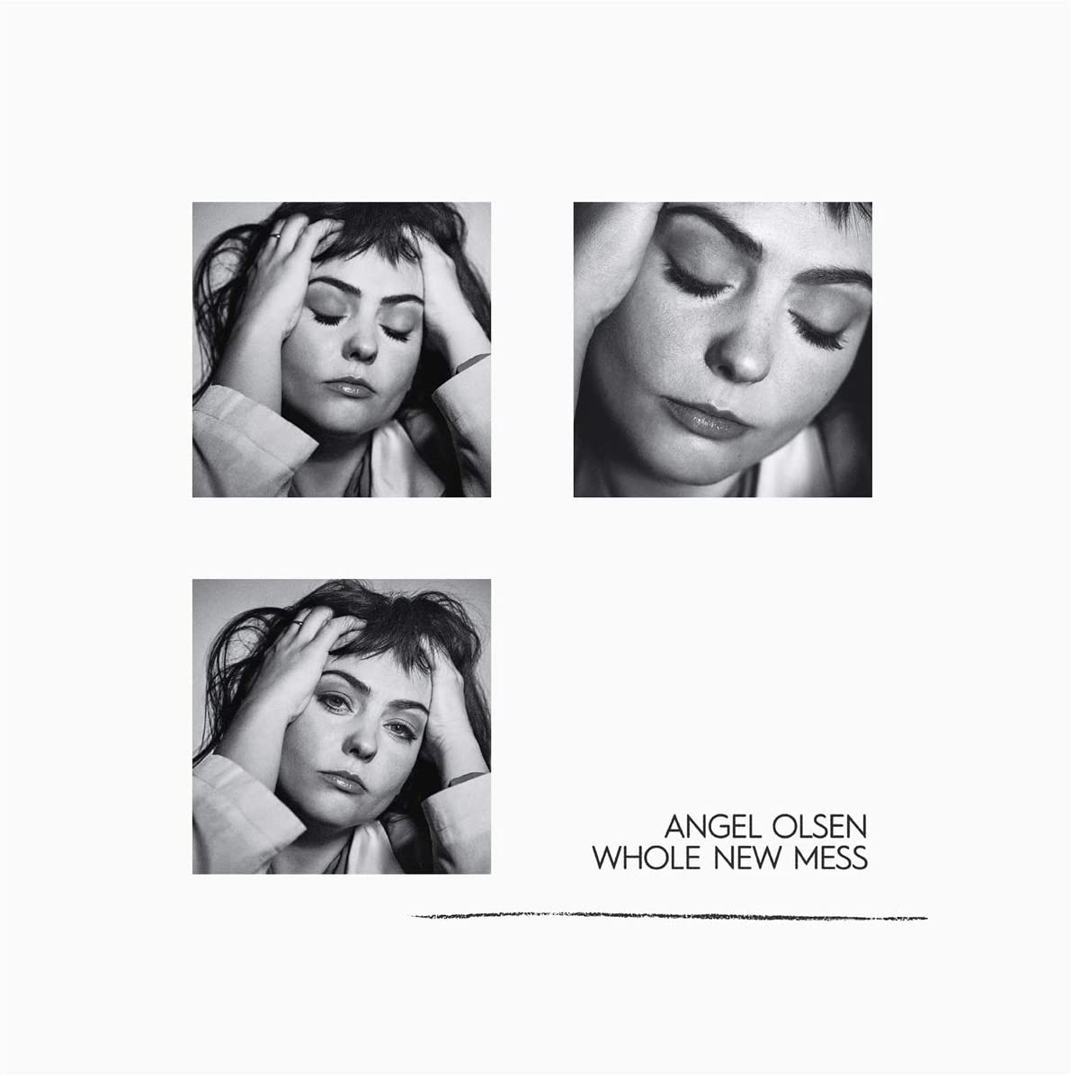 Copertina Vinile 33 giri Whole New Mess di Angel Olsen