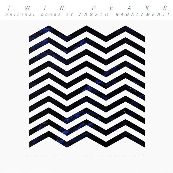 Copertina Disco Vinile 33 giri Twin Peaks [Soundtrack LP] di Angelo Badalamenti