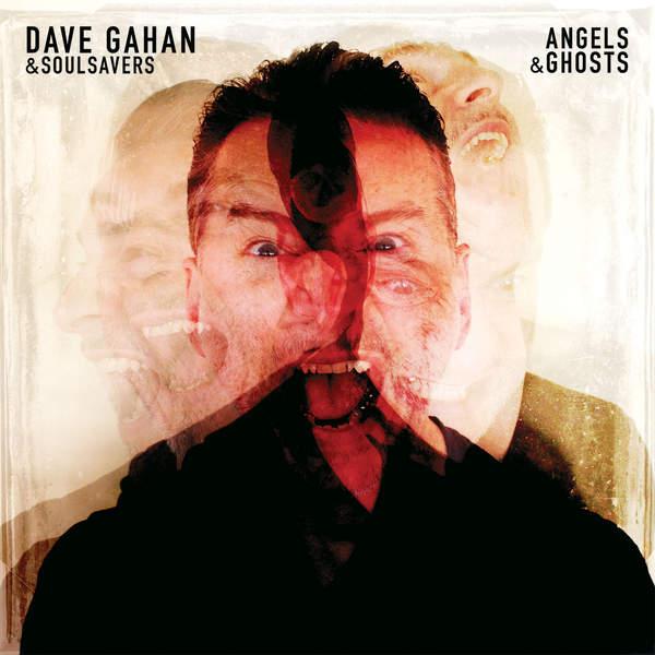 Copertina Disco Vinile 33 giri Angels & Ghosts di Dave Gahan