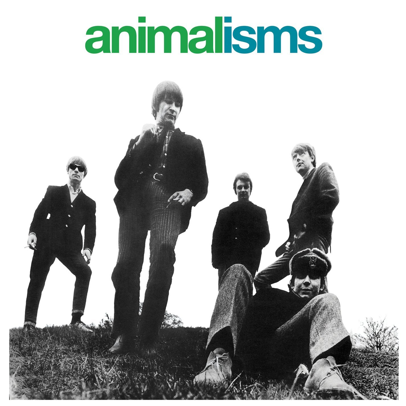 Copertina Disco Vinile 33 giri Animalisms  di The Animals