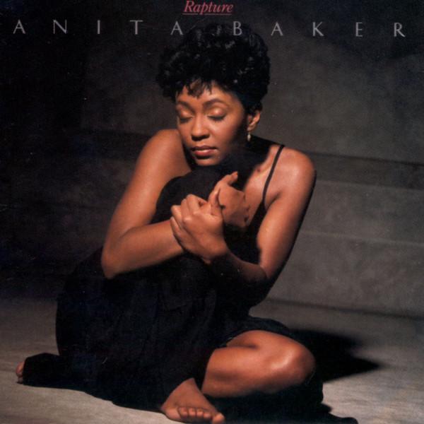 Copertina Disco Vinile 33 giri Rapture di Anita Baker