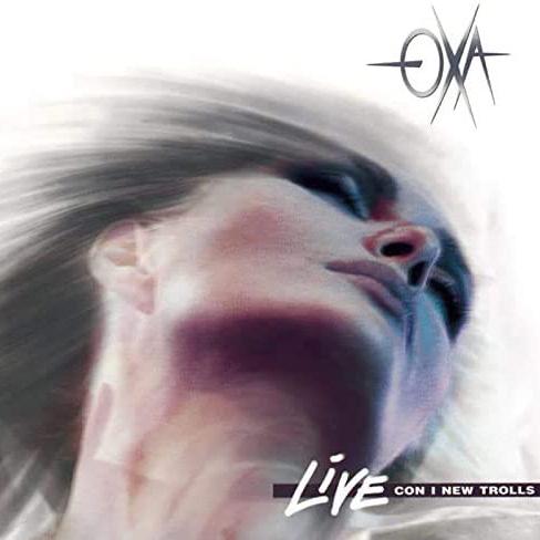 Copertina Vinile 33 giri Live Con I New Trolls [2 LP] di Anna Oxa