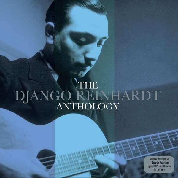 Copertina Disco Vinile 33 giri Anthology [2 LP] di Django Reinhardt