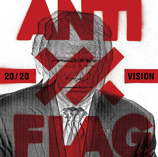 Copertina Vinile 33 giri 20/20 Vision di Anti-Flag