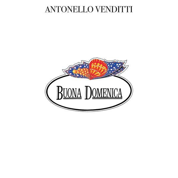 Copertina Vinile 33 giri Buona Domenica di Antonello Venditti