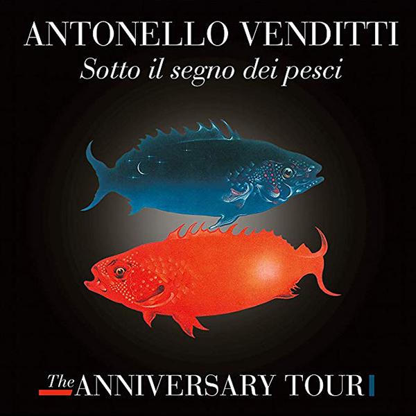 Copertina Vinile 33 giri Sotto il segno dei Pesci [2 LP] di Antonello Venditti