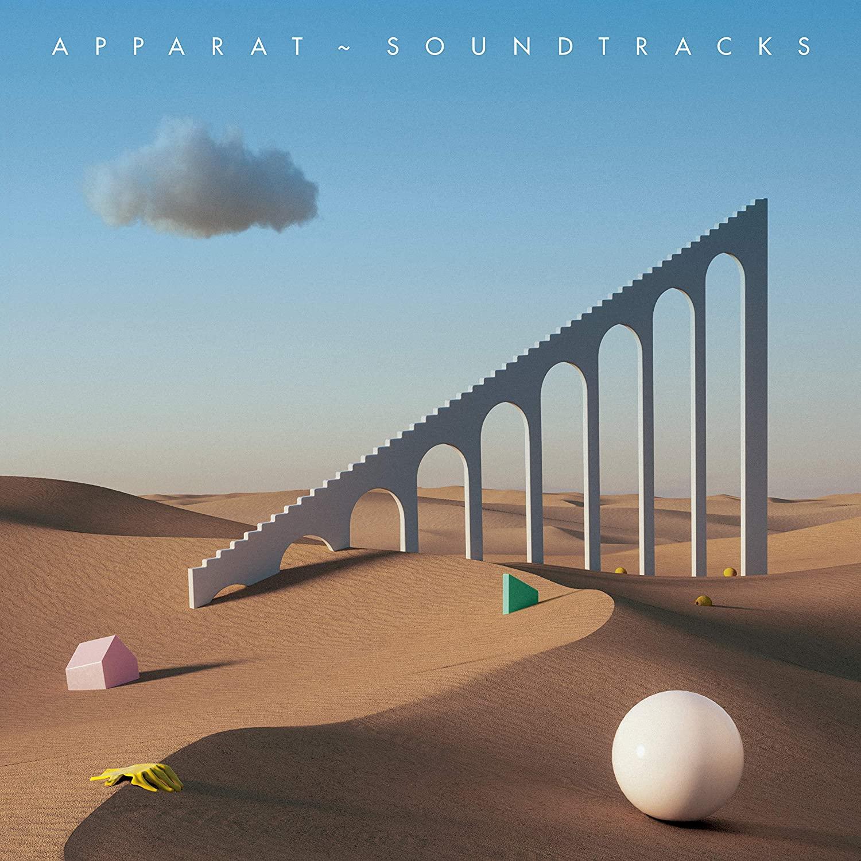 Copertina Vinile 33 giri Soundtracks [Cofanetto 4xLP] di Apparat
