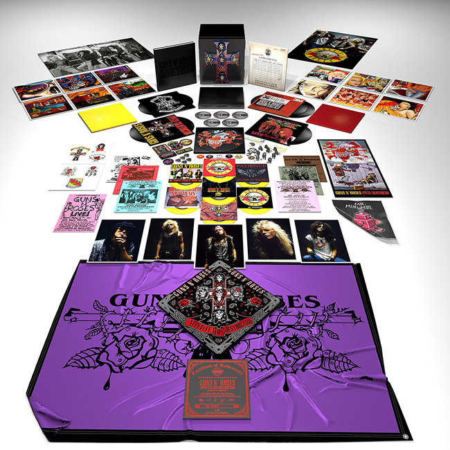 Copertina Vinile 33 giri Appetite For Destruction | Locked N' Loaded di Guns N'Roses