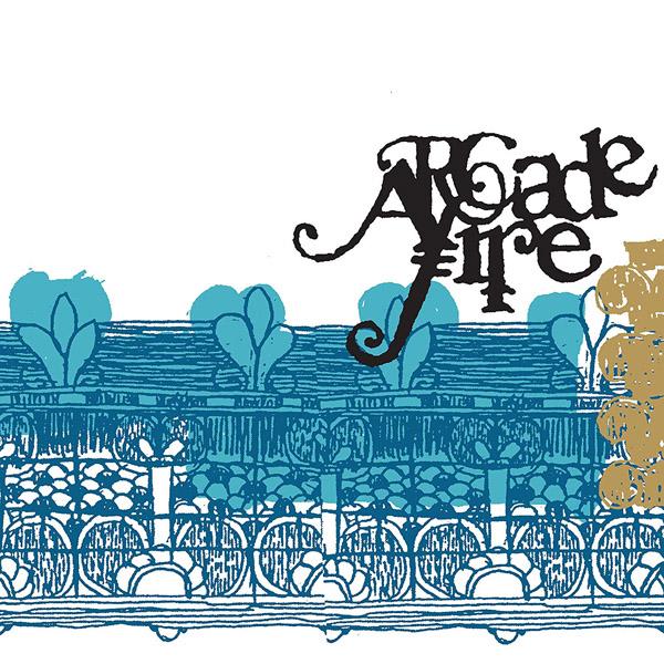 Copertina Vinile 33 giri Arcade Fire [EP] di Arcade Fire