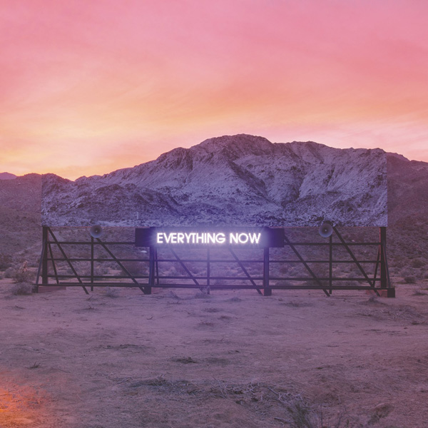 Copertina Vinile 33 giri Everything Now di Arcade Fire