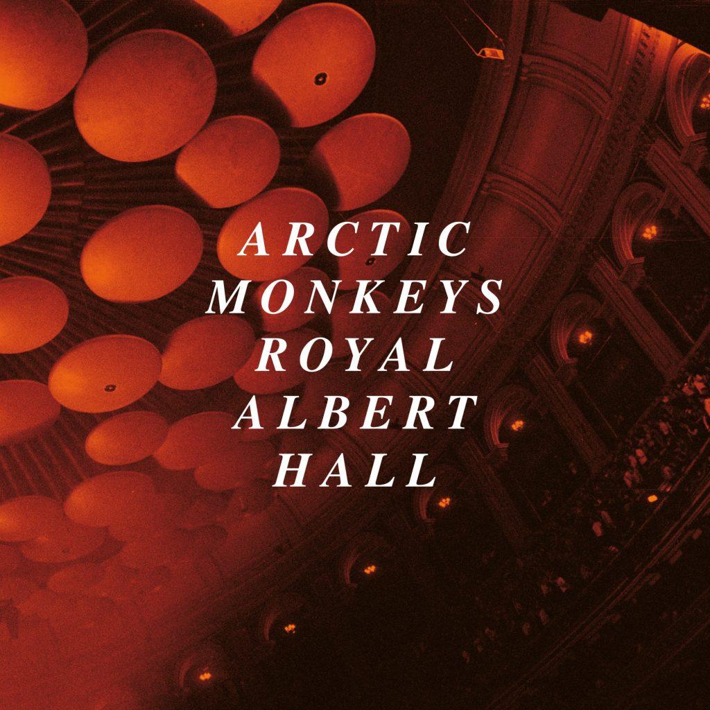 Copertina Vinile 33 giri Live at the Royal Albert Hall [2 LP] di Arctic Monkeys