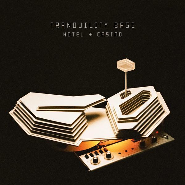Copertina Vinile 33 giri Tranquility Base Hotel & Casino di Arctic Monkeys