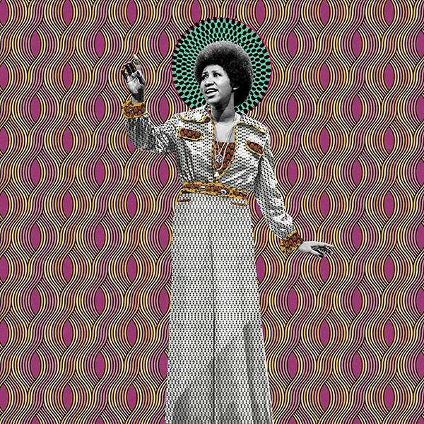 Copertina Vinile 33 giri Aretha [2 LP] di Aretha Franklin