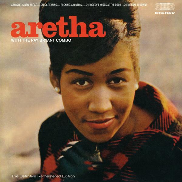 Copertina Disco Vinile 33 giri Aretha: With The Ray Bryant Combo di Aretha Franklin