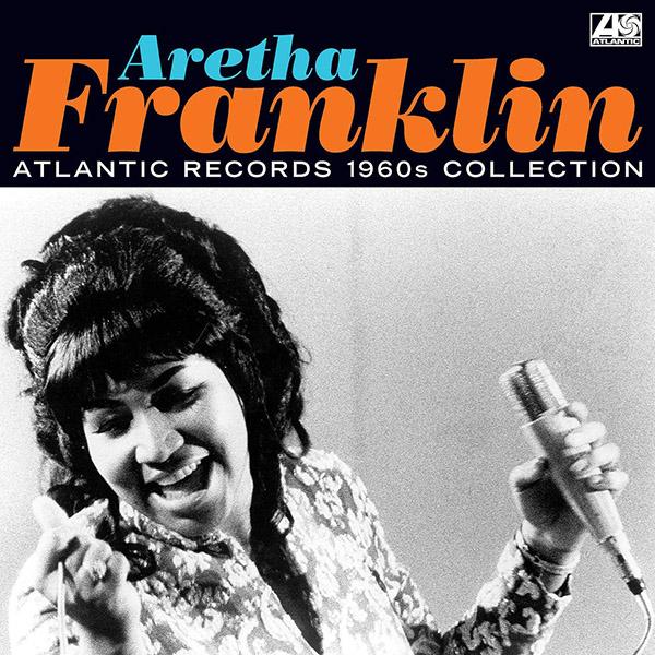 Copertina Vinile 33 giri Atlantic Records 1960s Collection [Cofanetto 6xLP] di Aretha Franklin