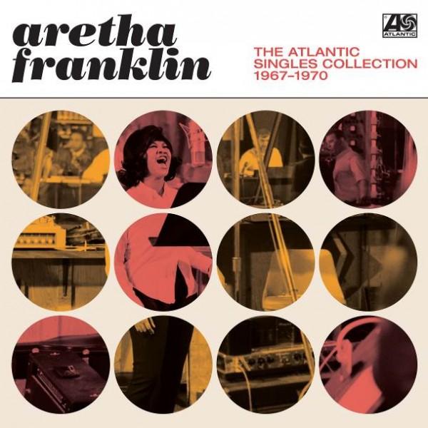 Copertina Vinile 33 giri The Atlantic Singles Collection 1967-1970 [2 LP] di Aretha Franklin