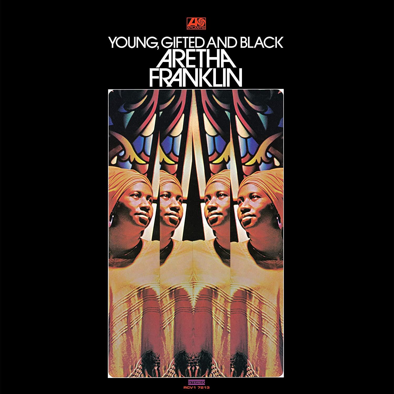 Copertina Vinile 33 giri Young, Gifted and Black di Aretha Franklin