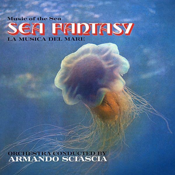 Copertina Disco Vinile 33 giri Sea Fantasy di Armando Sciascia
