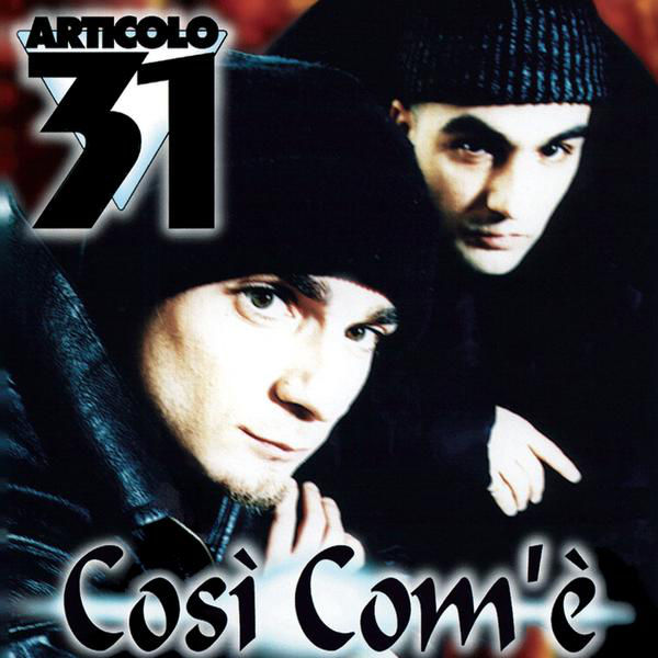 Copertina Disco Vinile 33 giri Così Com'è [2 LP] di Articolo 31