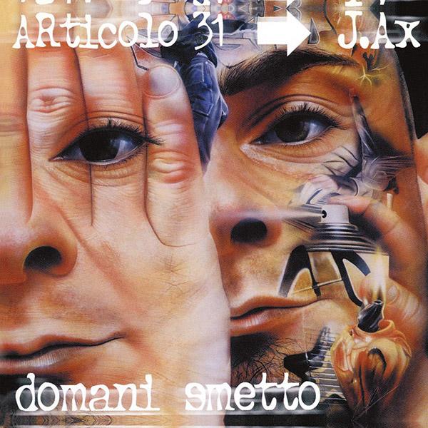 Copertina Vinile 33 giri Domani Smetto [2 LP] di Articolo 31