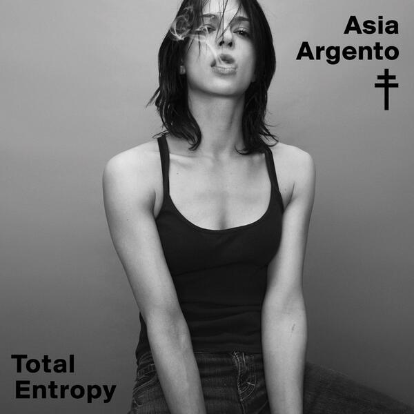 Copertina Disco Vinile 33 giri Total Entropy [2 LP] di Asia Argento