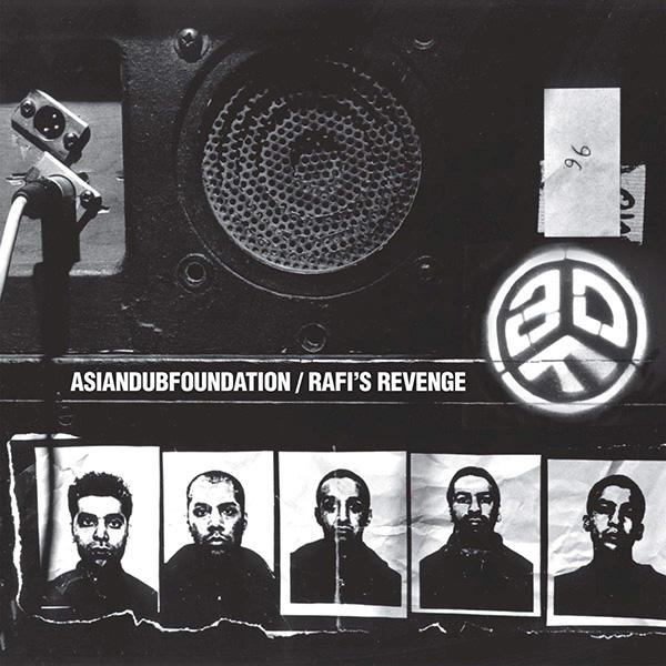 Copertina Vinile 33 giri Rafi's Revenge [2 LP] di Asian Dub Foundation