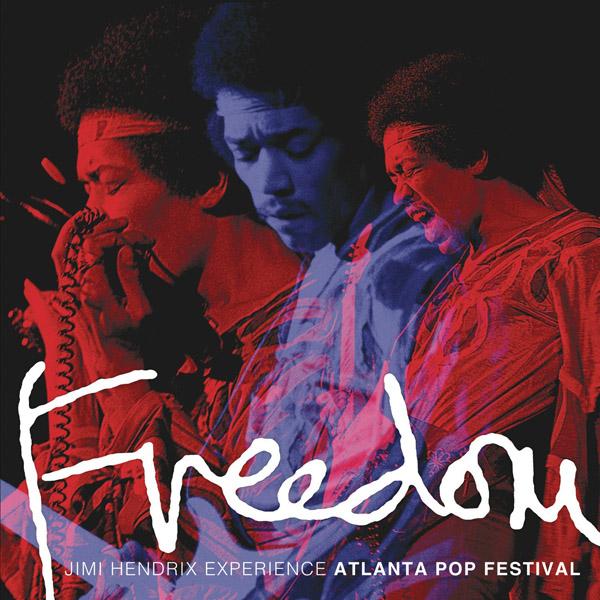 Copertina Disco Vinile 33 giri Atlanta Pop Festival [2 LP] di Jimi Hendrix