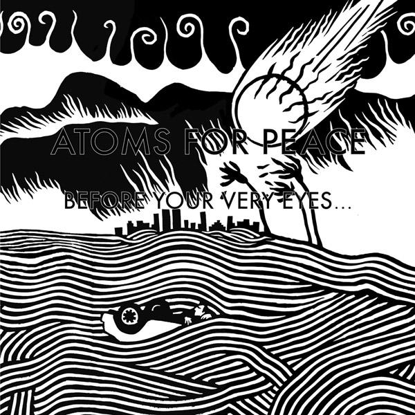 Copertina Disco Vinile 33 giri Before Your Very Eyes [Singolo 12