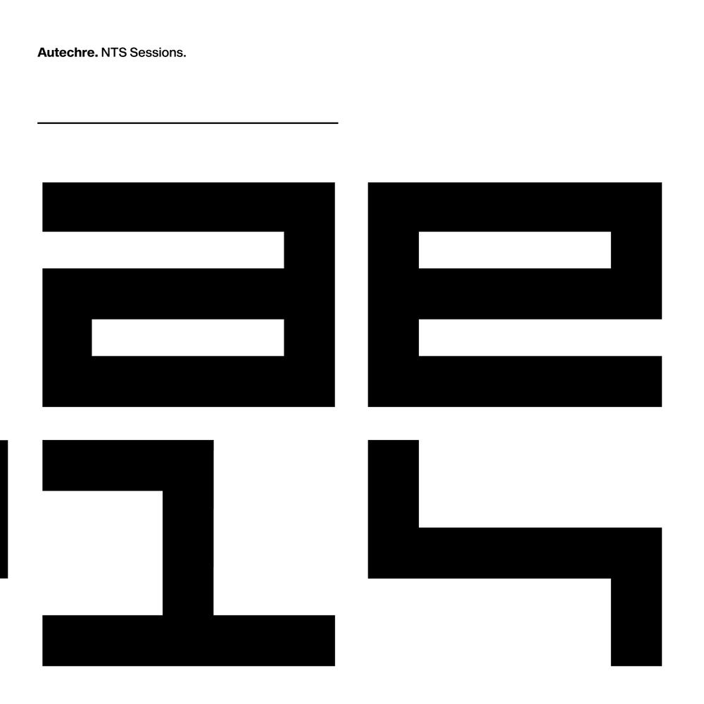 Copertina Vinile 33 giri NTS Sessions [Cofanetto 12xLP] di Autechre