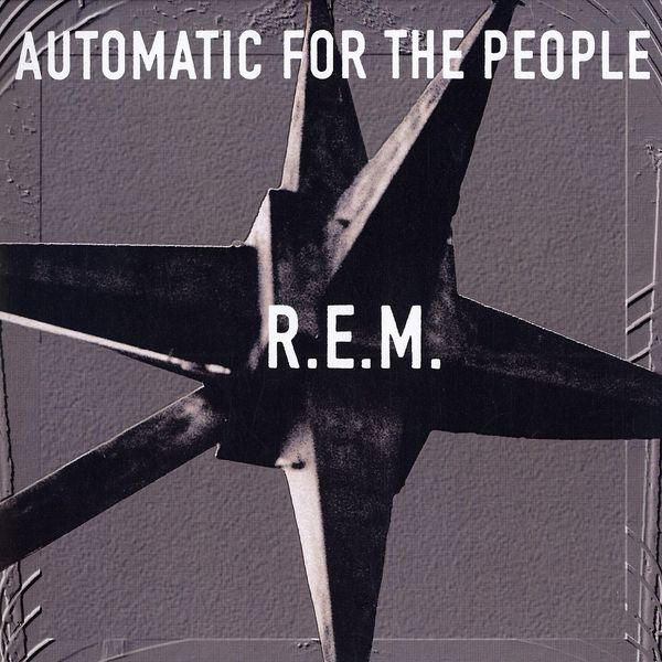 Copertina Vinile 33 giri Automatic For The People di R.E.M.