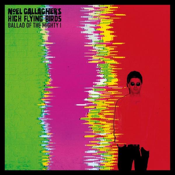 Copertina Disco Vinile 33 giri Ballad Of The Mighty I di Noel Gallagher's High Flying Birds