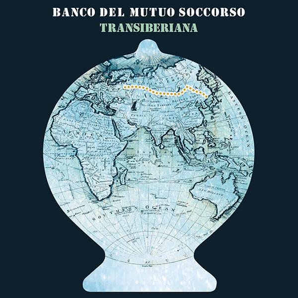 Copertina Vinile 33 giri Transiberiana [2LP + CD]  di Banco Del Mutuo Soccorso