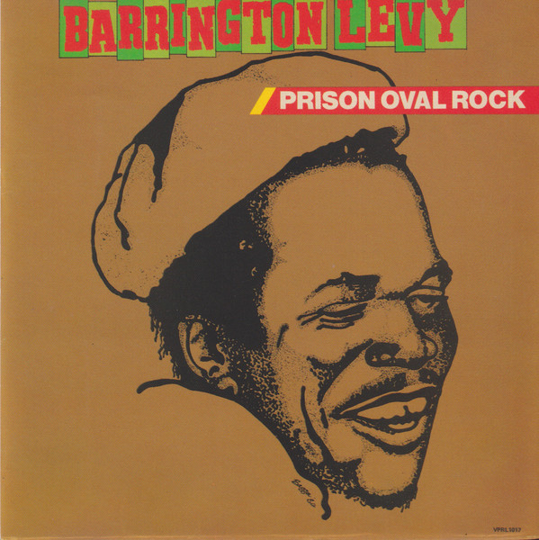 Copertina Vinile 33 giri Prison Oval Rock di Barrington Levy