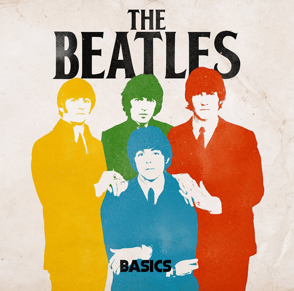 Copertina Disco Vinile 33 giri Basics di Artista: The Beatles