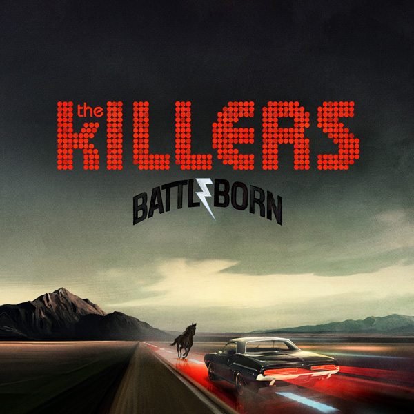Copertina Disco Vinile 33 giri Battle Born [2 LP] di The Killers