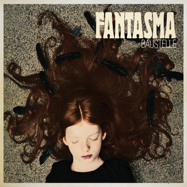 Copertina Disco Vinile 33 giri Fantasma [2LP + CD] di Baustelle