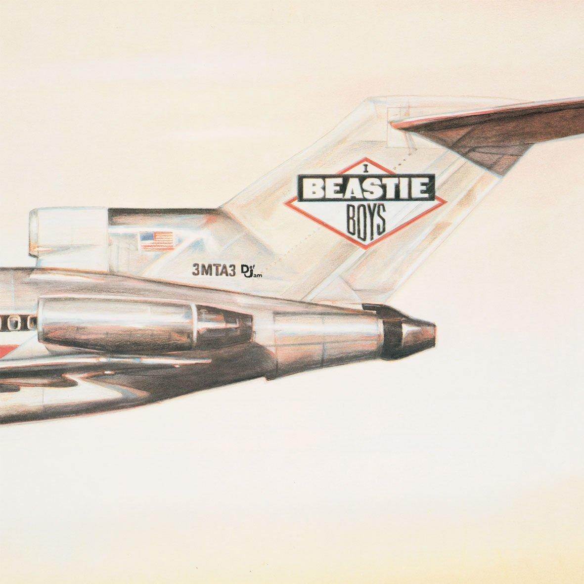 Copertina Disco Vinile 33 giri Licensed to III di Beastie Boys
