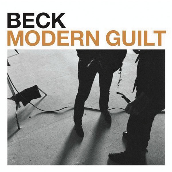 Copertina Disco Vinile 33 giri Modern Guilt di Beck